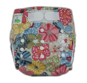 Bella Aplix Elite One Size Pocket Diaper