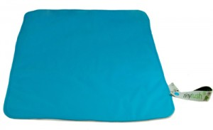 Tiny Tush Changing Pad Blue